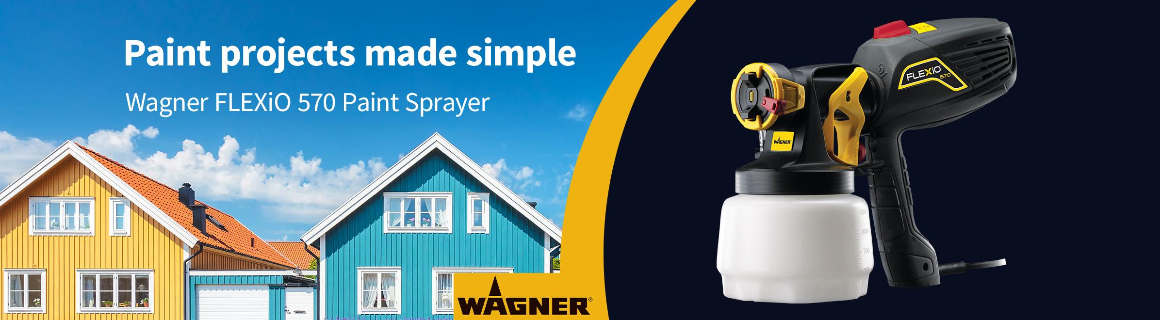 Wagner Paint Sprayer