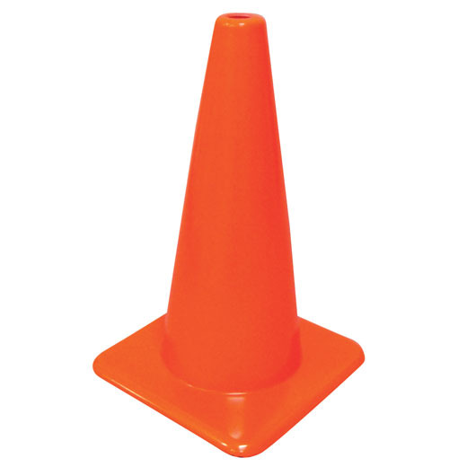 Safety Cones & Sign