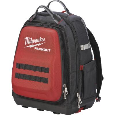 Milwaukee PACKOUT 48-Pocket 16 In. Backpack Toolbag