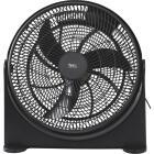 Best Comfort 16 In. 3-Speed Black Floor Fan Image 6