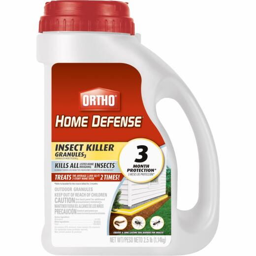 Ortho Home Defense 2-1/2 Lb. Ready To Use Granules Insect Killer
